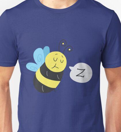 Sleepy Bee Unisex T-Shirt