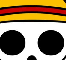 One Piece Flag Sticker
