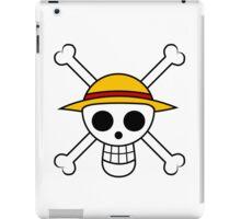One Piece Flag iPad Case/Skin