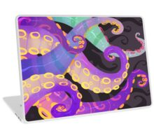 Tentacles Laptop Skin