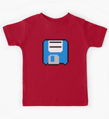 Floppy Disk - Blue Kids Clothes