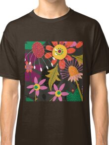 Jungle Flowers Classic T-Shirt