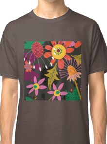 Jungle Flowers Classic T-Shirt