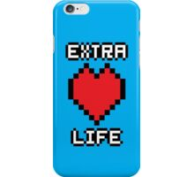 Extra Life iPhone Case/Skin