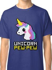 Unicorn Pew-Pew! Classic T-Shirt
