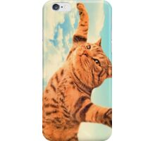 Fly like a Cat iPhone Case/Skin