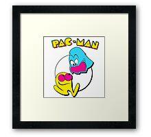 PAC-MAN Framed Print