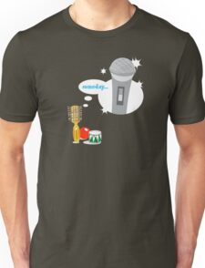 Little Round Brush Dreaming ... Unisex T-Shirt