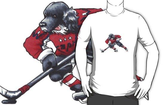Hockey Spaniel by WeileAsh