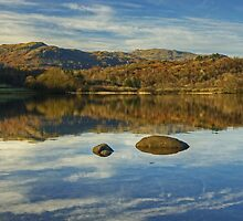 Rydal Water....The Lake District by VoluntaryRanger