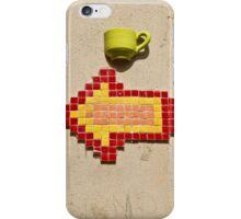 Coffee please iPhone Case/Skin