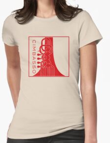 Cimbasso - Red Print T-Shirt