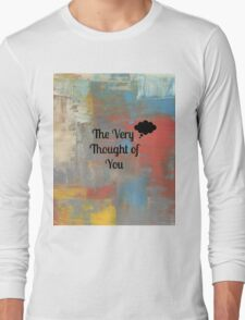 The Very Thought of You T-Shirt