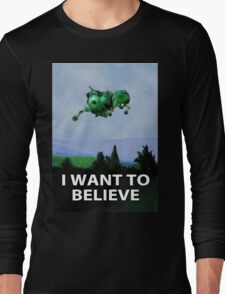 I Want To Believe (Starbug) T-Shirt