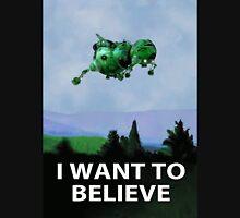 I Want To Believe (Starbug) Unisex T-Shirt