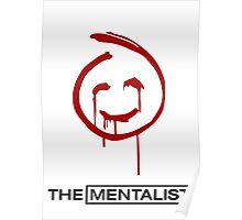 RED JOHN ~ The Mentalist Poster