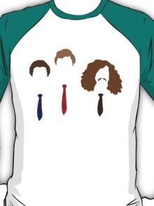 Workaholics - Adam, Anders, and Blake T-Shirt