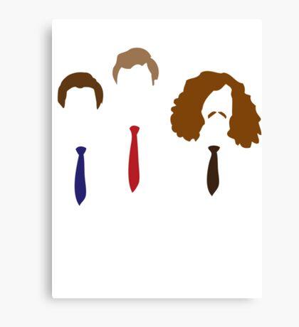 Workaholics - Adam, Anders, and Blake Canvas Print