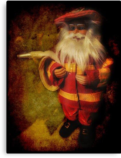 Fireman Santa by vigor