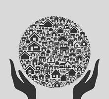 Hand the house3 by Aleksander1