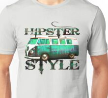 HIPSTER STYLE VW Unisex T-Shirt