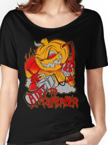 A Day To Remember Pumpkin Killer  Women's Relaxed Fit T-Shirt