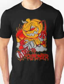 A Day To Remember Pumpkin Killer  T-Shirt