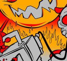 A Day To Remember Pumpkin Killer  Sticker
