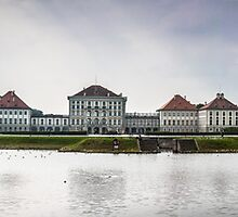 Schloss Nymphenburg (Nymphenburg Palace) 1 by scottsmithphoto