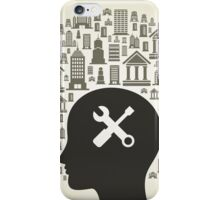 Head the house3 iPhone Case/Skin