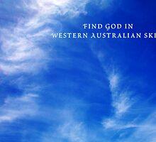 Western Australian Skies by Robert Phillips