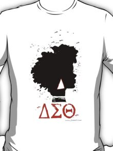 Delta Sigma Theta iPhone Case/T-Shirt T-Shirt