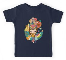 Deep in the forest - Nimi Collection Kids Tee