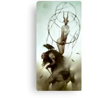 Dreamweaver, Hag and Sandman Canvas Print