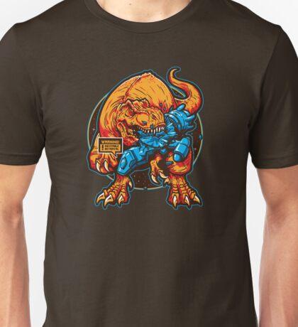 Warning! Betrayal! Unisex T-Shirt