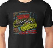 Mola Ram's Gator Wrestlin' School Unisex T-Shirt