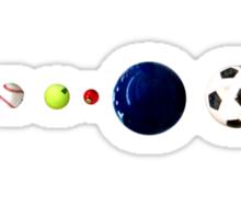 Sports Galaxy Sticker