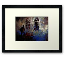 Altered, Mitre Square Watkins Discovery Framed Print