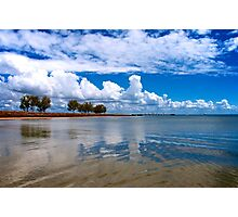 Jetty at St Helena Island Photographic Print