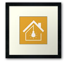 Home3 Framed Print
