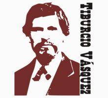 Tiburcio Vasquez by Daniel Gallegos
