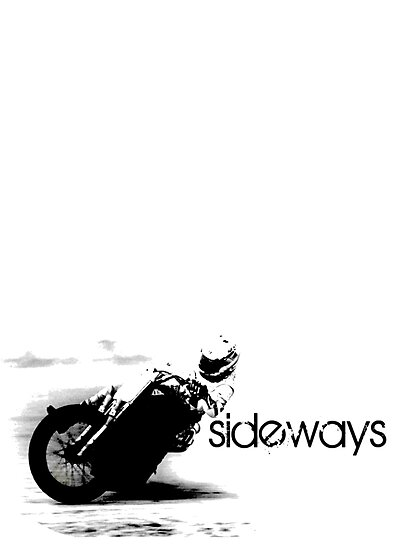 flat track - sideways by studio9teen
