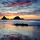 Mellow Glass at Seal Rock by Toby Harriman