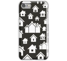 House a background5 iPhone Case/Skin