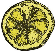 STONE ROSES LEMON by lolm8