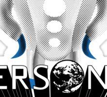 The Starman Arcana! Sticker