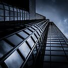The Dark Exchange - Boston, MA by Toby Harriman