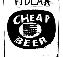 Fidlar - Cheap Beer by lolm8