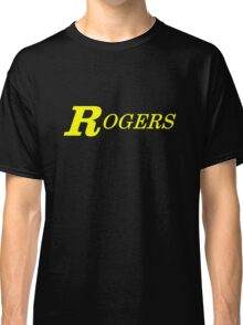 Rogers Drums Yellow Classic T-Shirt