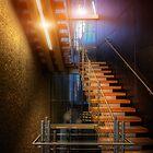 Upstairs Downstairs by Bob Larson